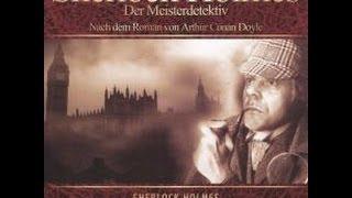 Sherlock Holmes - Der Meisterdetektiv: Die 5 Orangenkerne - Hörbuch Teil 2