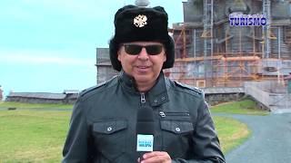 Rússia: Kizhi - Mandrogi - Lago Ladoga - parte 01