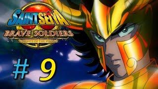 Let´s Play Saint Seiya Brave Soldiers Part 9 (German/Deutsch) - Shiryuus stärkste Attacke?
