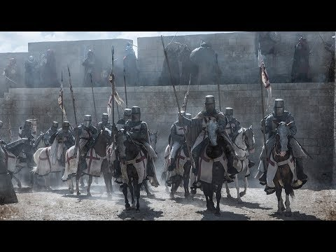 Live Review of History Channel's KnightFall Episode 1