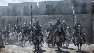Live Review of History Channel's KnightFall - Episode 1