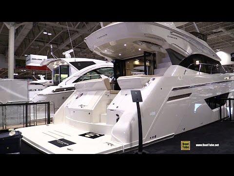 2017 Carver C52 Motor Yacht - Walkaround - 2017 Toronto Boat Show