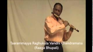 Taarammayya -  Kannada Song on Flute
