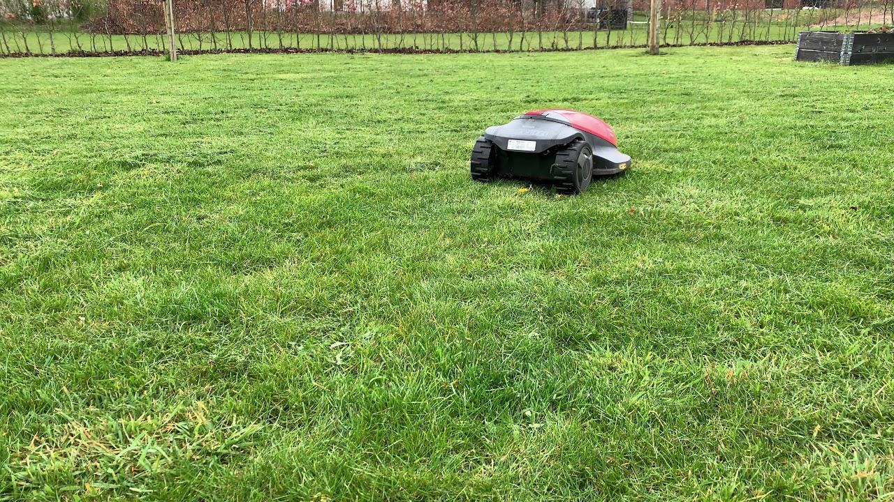 Robomow failure: robot turns right, motor failure and broken gears