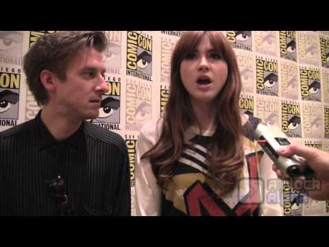 Amy and Rory -- The Final Interview?