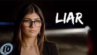 YouTuber Exposes Mia Khalifa As A LIAR
