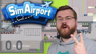 Baixar Baustart 🎮 SimAirport #1