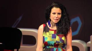 Thank you neighbor: Jana Hoosova at TEDxBratislava 2013