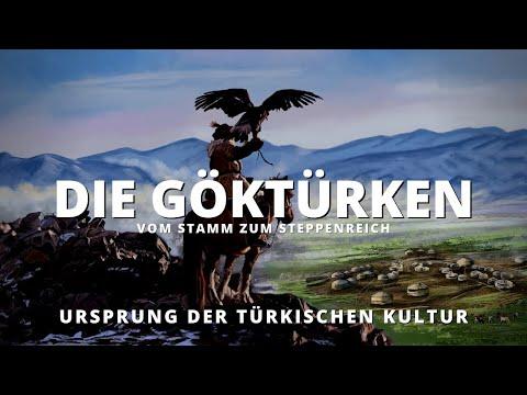 Die Göktürken: Vom Stamm zum Steppenreich (Doku türkische Geschichte)