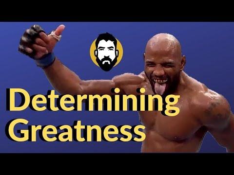 Is Yoel Romero MMA's Best Middleweight? | Luke Thomas
