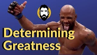 Is Yoel Romero MMA's Best Middleweight? | Luke Thomas