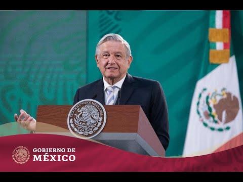 #ConferenciaPresidente desde Coatzacoalcos, Veracruz | Viernes 19 de marzo de 2021.