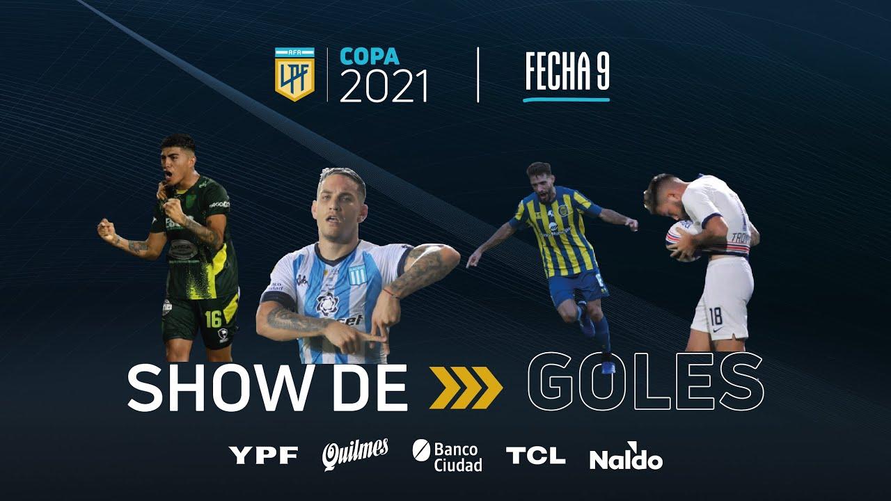 Copa de la Liga | Show de goles de la fecha 9