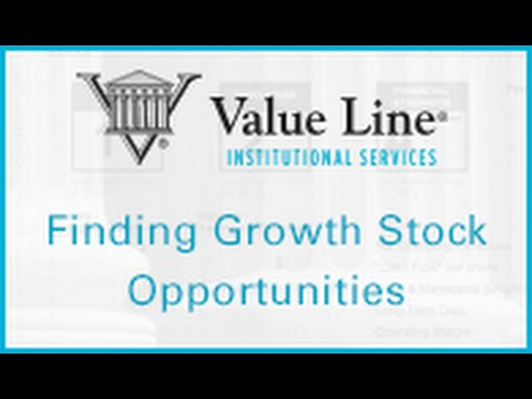 Pro Webinar: Finding Growth Stock Opportunities with Value Line