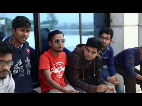 BUP Economics Freshers'16 Mimicking Video UNCUT RAW clips ( Behind The Scene)