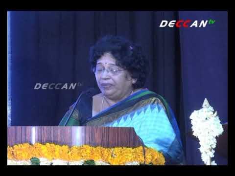 Indra Dhanassu Book Released By Sahitya Academy Awardee N.Gopi | HYDERABAD | DECCAN TV