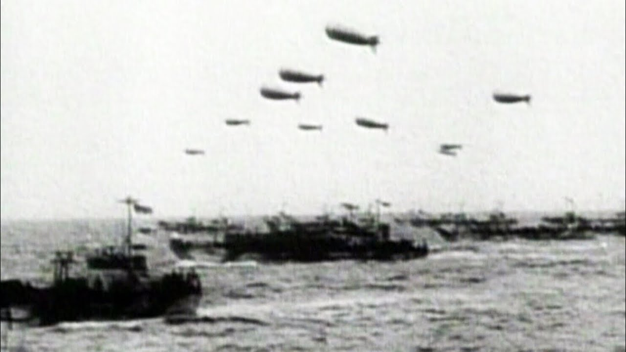 June 6, 1944: Operation Overlord marks the beginning of the end for Hitler