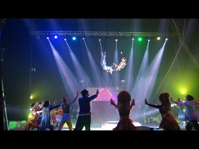 Keseronokan The Moscow Circus