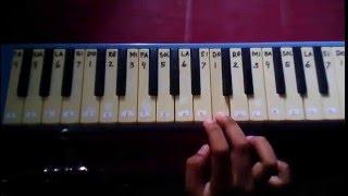 Bermain Pianika - Indonesia Pusaka