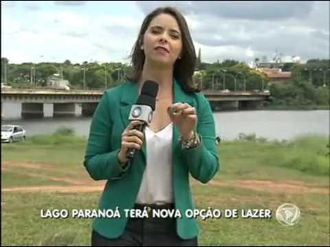 Deck Sul Do Lago Paranoá Ganha área De Lazer