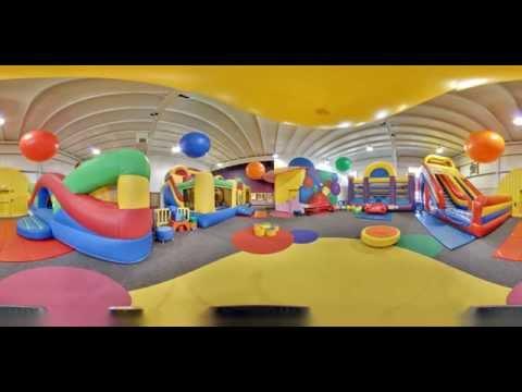 World of Bounce - Grove City (360 virtual tour)
