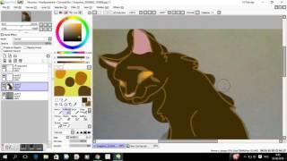 Рисование на компьютере-Звездоцап.(В этом видео я рисую персонажа из книги Коты-воители., 2016-06-03T08:59:51.000Z)
