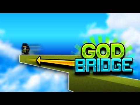 God Bridging in Bedwars