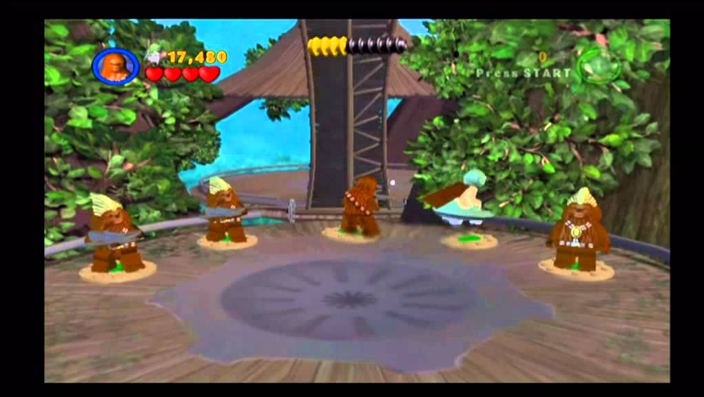 Gamecube Longplay 012 Lego Star Wars The Video Game Part 3 Of 6