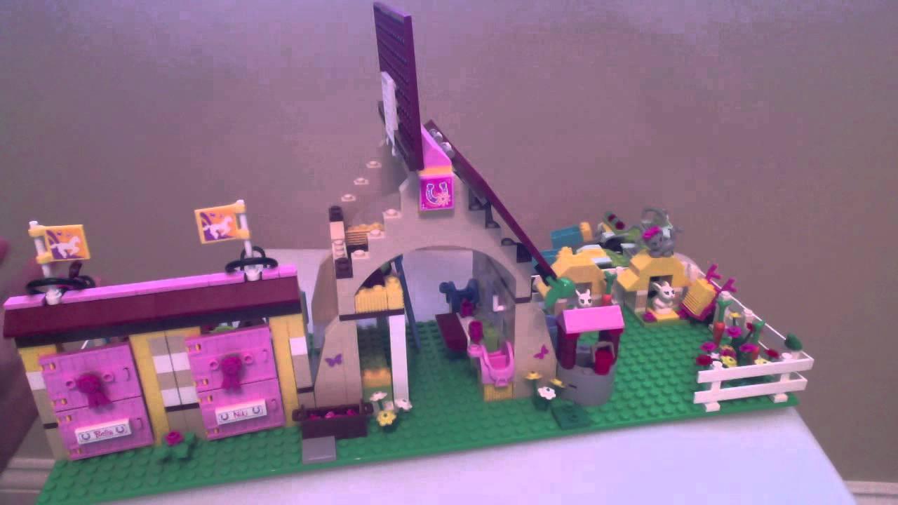 Lego Friends Grand Hotel Instructions