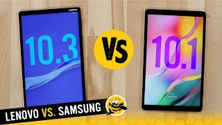 Lenovo Tab M10 FHD Plus vs. Samsung Galaxy Tab A 10.1 - Which is Better?