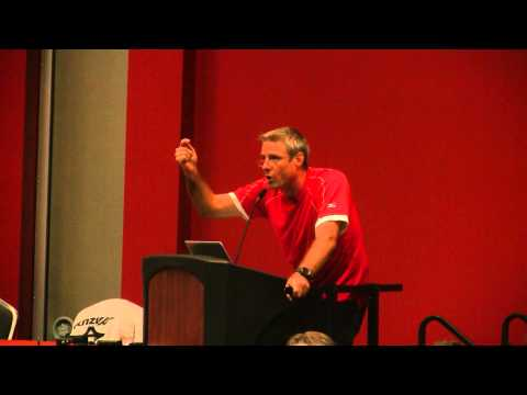 """Volleyball Coaching with Karch Kiraly """"Read the Game"""" Part 3"""