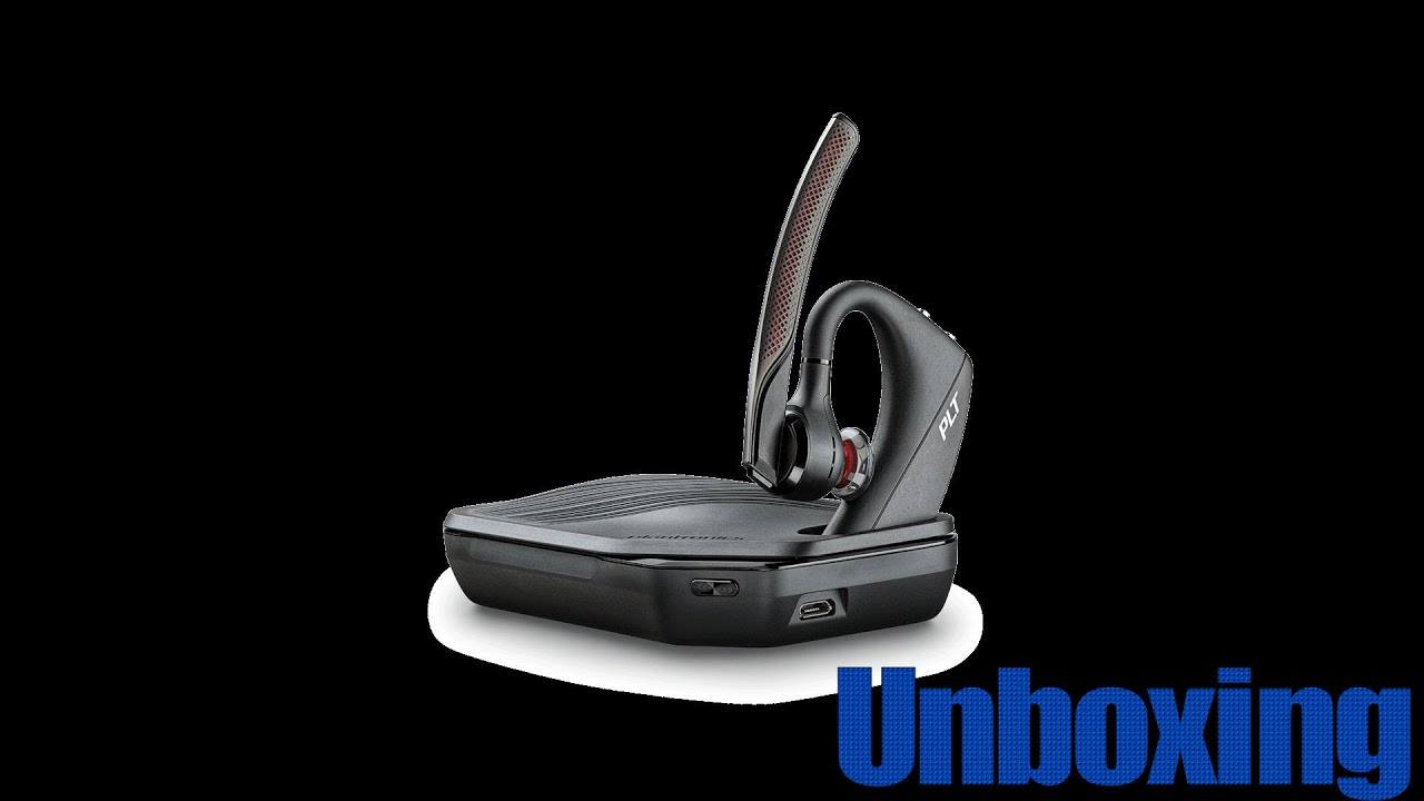 on sale 5d64b de1bc RW Unboxing: Plantronics Voyager 5200 & Charge Case