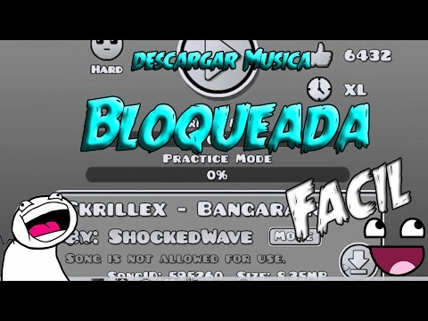 Geometry Dash 2.0 || Como Descargar Canciones Bloqueadas Facil || O Con Copyright || Tutoriales