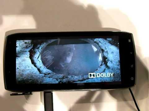Acer Iconia Smart - riproduzione video HD @ MWC 2011