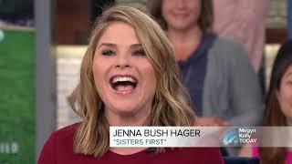 Jenna Bush Hager, Barbara Bush  Mom, Former First Lady Laura Bush, Was A Hippie   Megyn Kelly TODAY