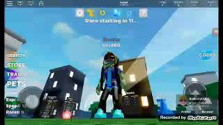 I was rambling and the Gora I am shaved (ROBLOX)