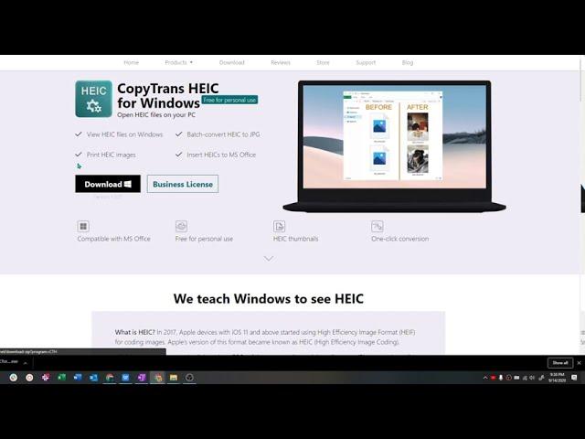 File HEIC Là Gì Và Cách mở Hình ảnh HEIC trên Windows - VERA STAR