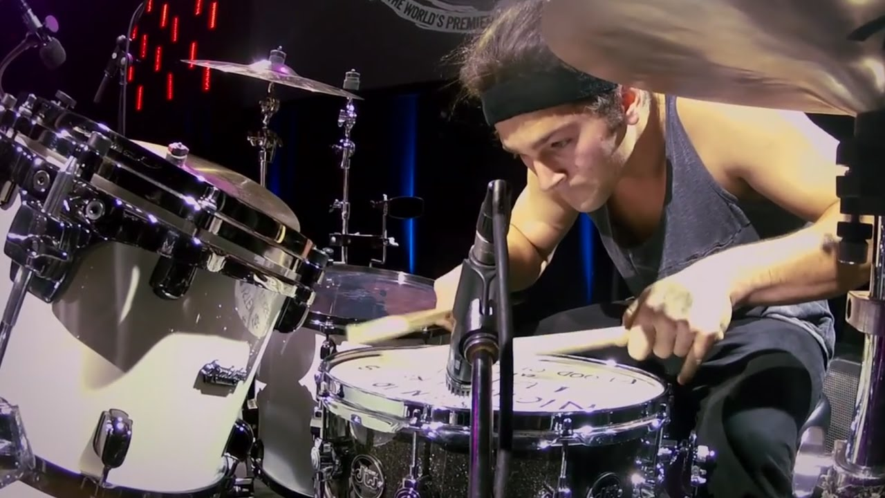 One of the best drumming performances ever!
