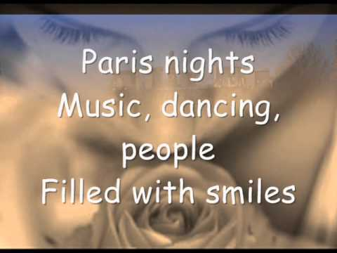 Paris Nights - George  Baker