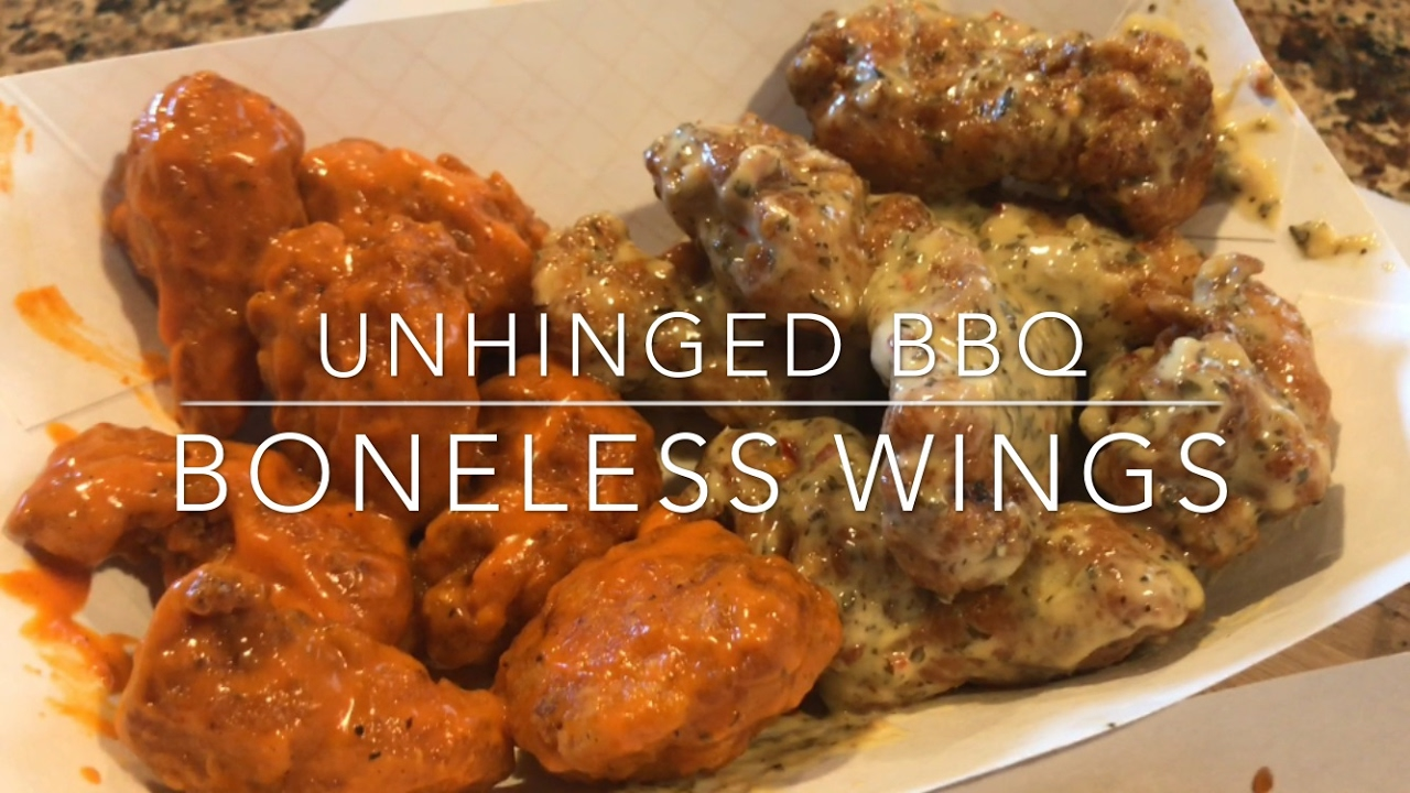 Buffalo Wild Wings Boneless Recipe