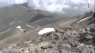 İki soydaşımız Ermənistan sərhədinə keçib piri ziyarət etdi
