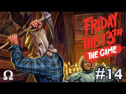 POTATO SACK ATTACK! | Friday the 13th The Game #14 How to Kill Jason W/Friends