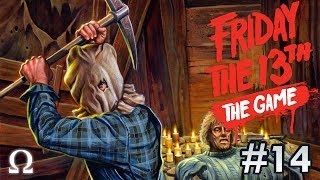 POTATO SACK ATTACK! | Friday the 13th The Game #14 How To Defeat Jason! W/Friends