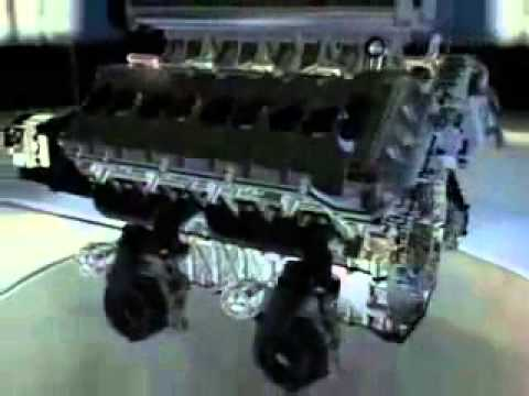 Bugatti Veyron Engine How It Works