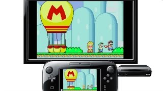 Super Mario Advance 2: Super Mario World - Wii U Virtual Console Trailer