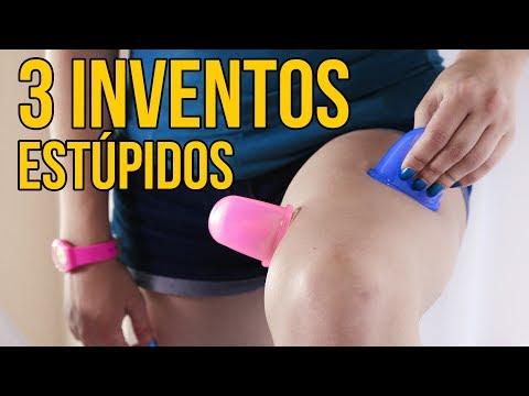 3 inventos estúpidos... ¡QUE NO FUNCIONAN! - Visto en Internet