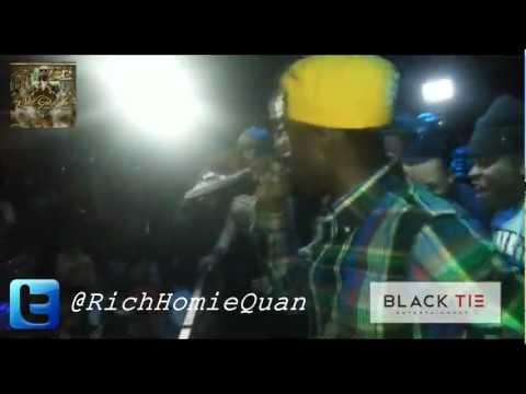 "Rich Homie Quan ""Watch What U Saying"" Live at JPauls"