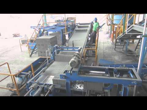 CEMENT BRICK MAKING MACHINERY FULLY AUTO 2013 MALAYSIA NCJ get inquiries 66