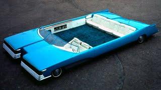بالفيديو.. أغرب 10 سيارات في العالم .. هل تجرؤ؟