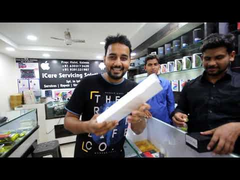 Cheapest Phone Market In Hyderabad ll Jagdish Market ll Apple Phone In Just Rs4000 Only  ||